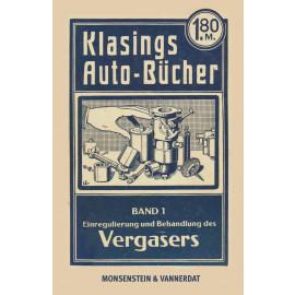 Klasings Auto-Bücher