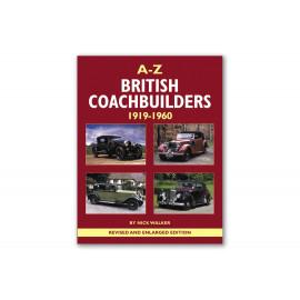 A-Z Of British Coachbuilders