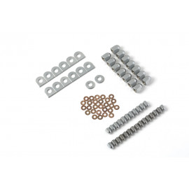 Dome nut and washer kit