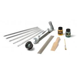 Body solder kit