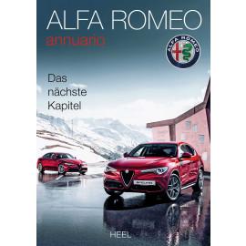 Alfa Romeo annuario 2017