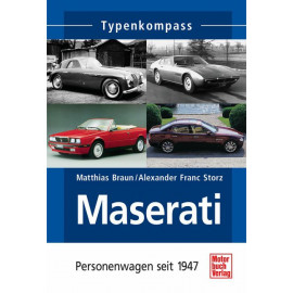 Typenkompas Maserati