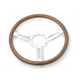Woodrim steering wheel