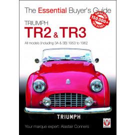 Triumph TR2, & TR3