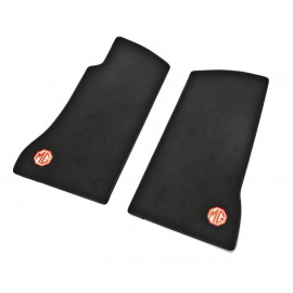 Footwell carpets