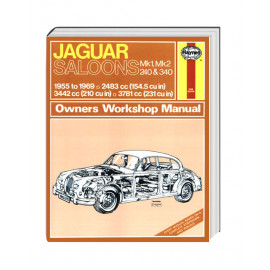 Jaguar Repair manual