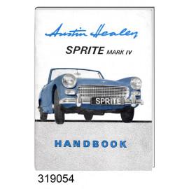 Sprite / Midget Drivers handbook