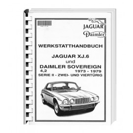 Jaguar Workshop Manual