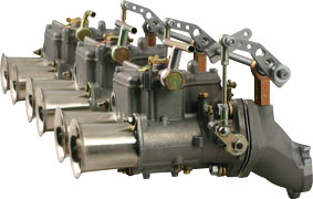 Austin Healey Carburettors