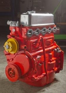 MG Motor rot