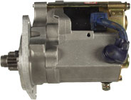 Jaguar High performance starter motor