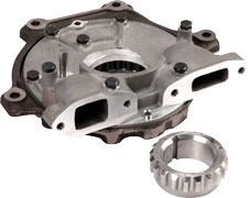 Jaguar Oil pump