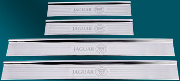 Jaguar Threshold plates