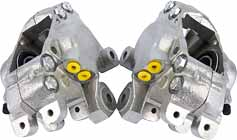 Jaguar Brake calipers