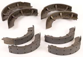 Jaguar Brake shoes