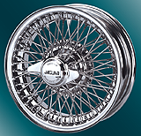 Jaguar Wire wheel
