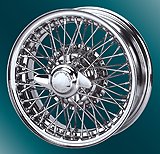 Triumph Wire wheel