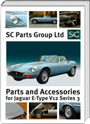 Jaguar Parts catalogue