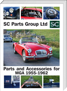 Parts catalogue