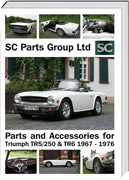 Triumph Parts catalogue